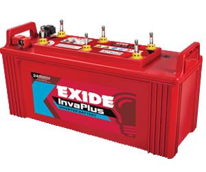 exide invaplus 100ah battery for home ups inverter buy exide invaplus 100ah battery for home. Black Bedroom Furniture Sets. Home Design Ideas