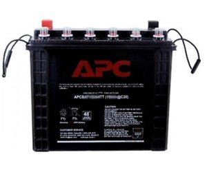 Apc 135ah Tall Tubular Inverter Battery For Home Ups