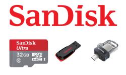 SanDisk Memory Card MicroSD